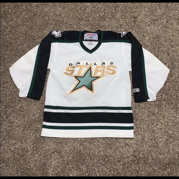 4303bea73 CCM Other | Nhl Dallas Stars Hockey Jersey | Poshmark